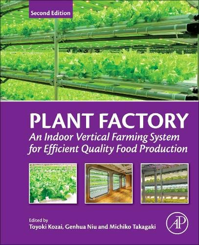 Plant Factory: An Indoor Vertical Farming System for Efficient Quality Food Production