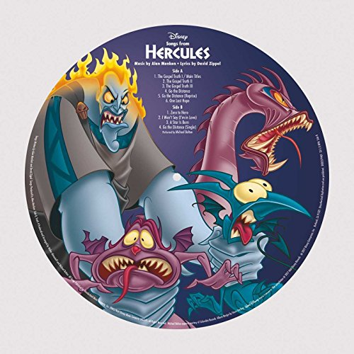 Songs from Hercules (Picture Disc) / O.S.T. ()