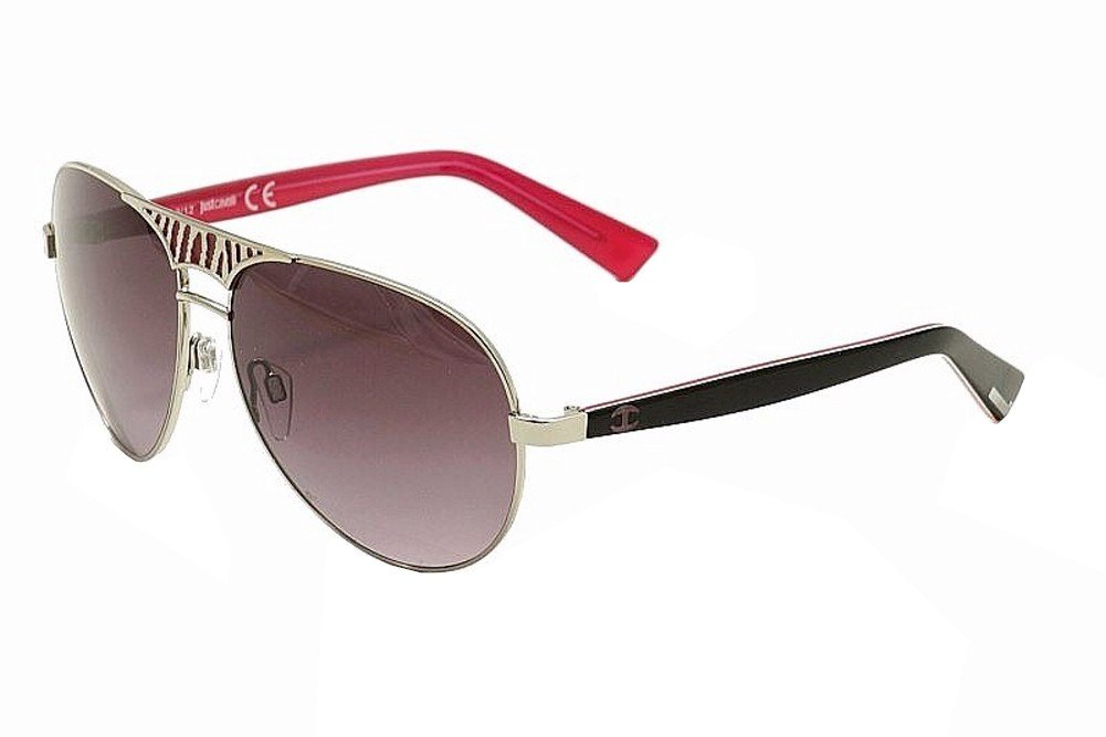 Just Cavalli Unisex JC510S Metal Sunglasses PURPLE 60