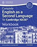 Complete English as a Second Language for Cambridge IGCSE®: Workbook