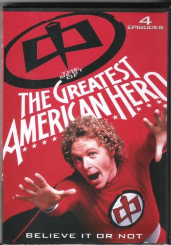 The Greatest American Hero: Believe It or Not (4 Episodes)