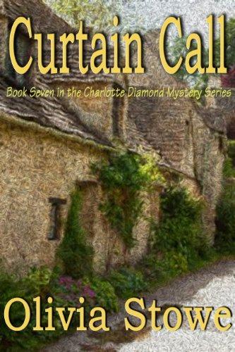 Diamond Call (Curtain Call (Charlotte Diamond Mysteries Book 7))