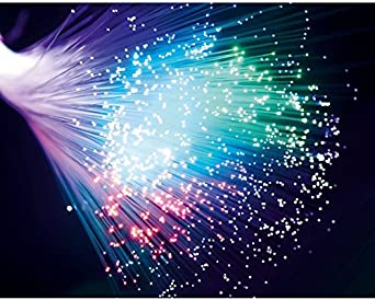 Kit Fibra /Óptica 16/W RGB 250/piezas para 2,5/MT di/ámetro mezcla Cielo estrellado cromoterapia