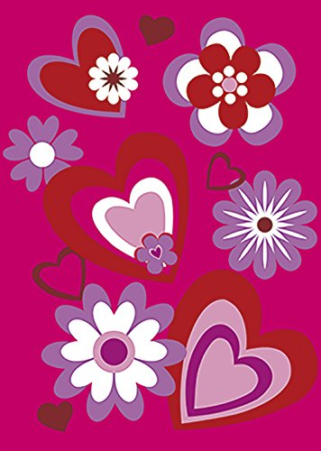 r Decorative Valentine Day Double Sided Garden Flag 12