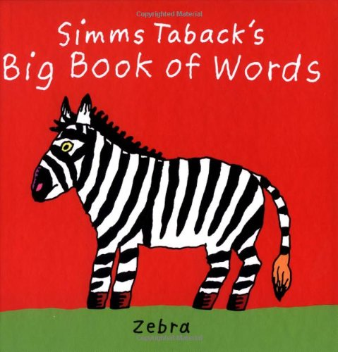 Read Online Simms Taback's Big Book of Words PDF