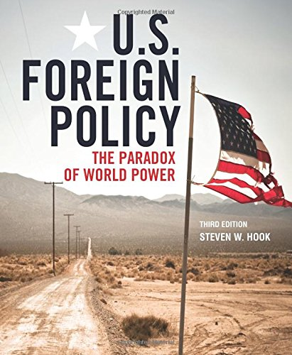 u s foreign policy in the late