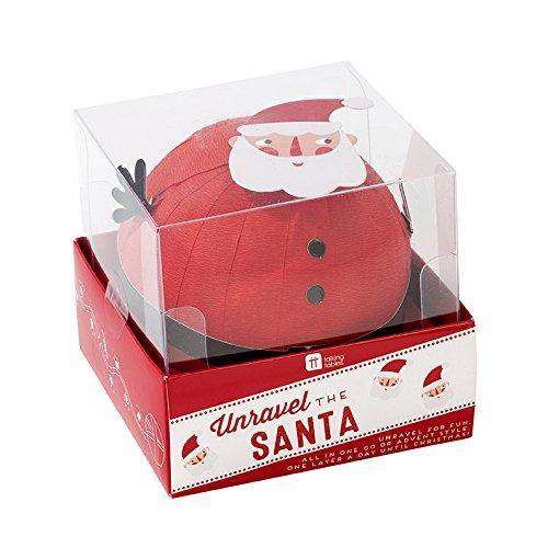Surprise Balls Wonder Balls Crepe Paper Party Favors Kids Party Supplies & Decorations Santa Claus -