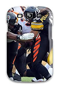 For Shopfavor Galaxy Protective Case, High Quality For Galaxy S3 Steelers Screensavers Skin Case Cover by icecream design