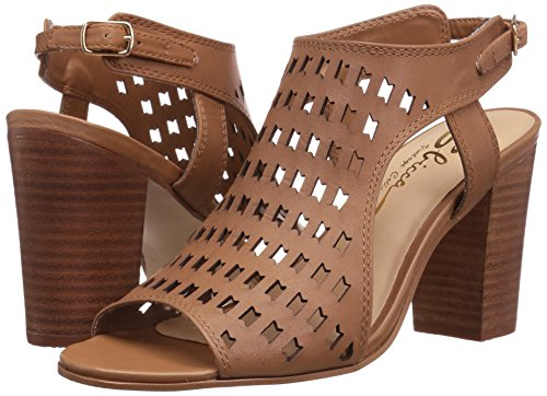 Tan Women's Heeled Lightning Sbicca Sandal 6wIqEdPF