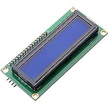 Qunqi IIC/I2C/TWI 1602 Serial Blue Backlight LCD Module for Arduino UNO R3 MEGA2560