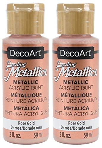 2-Pack DecoArt Dazzling Metallics