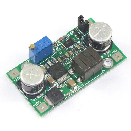 DROK® DC Boost Buck Converter Voltage Regulator 5V-25V to 0.5V-25V 12V/24V Pow...