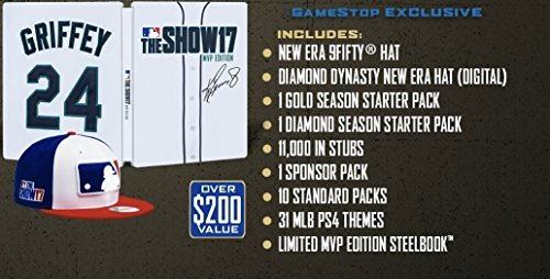 Mlb The Show 17 Hall Of Fame Edition   Playstation 4  Playstation 4