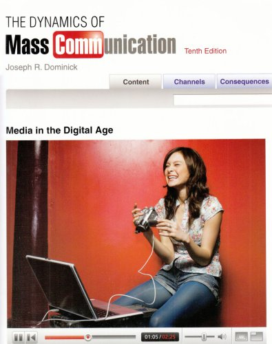 The Dynamics of Mass Communication with DVD