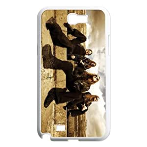 Samsung Galaxy N2 7100 Cell Phone Case Covers White Gamma Ray HXI Customize a Phone Case