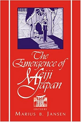 Book The Emergence of Meiji Japan (Cambridge History of Japan)
