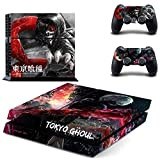 Vanknight Vinyl Decal Skin Sticker Anime for PS4 Playstaion Controllers from Vanknight