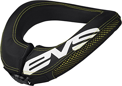 EVS Sports 112046-0110 Black Youth Race Collar by EVS Sports