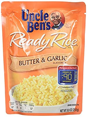 Uncle Ben's Ready Rice - Butter - 8.8 oz