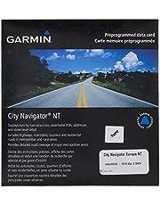 Garmin City Navigator 2015 Duitsland/Oostenrijk/Zwitserland/Liechtenstein/Noord-Italië/Oost-Frankrijk kaart MicroSD-kaart, Zwart