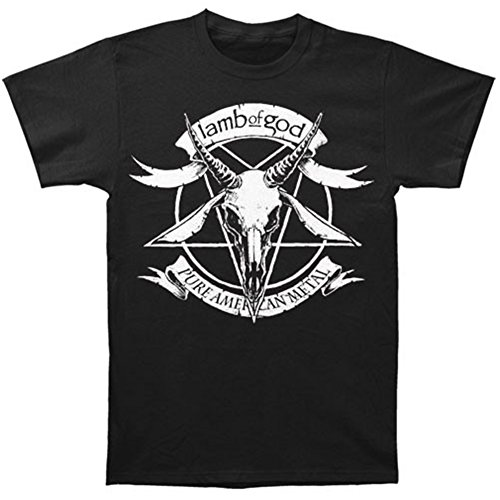Lamb of God Men's Divine Influence T-Shirt M -