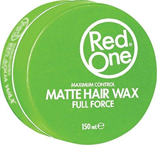 RedOne Matte Hair Wax, Green ()
