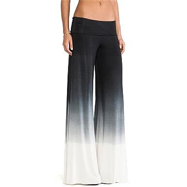 Tenxin Pantalones Casuales de Mujer, Pantalones de Yoga ...