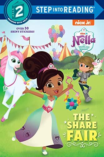 The Share Fair (Nella the Princess Knight) (Step into Reading)