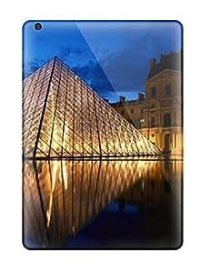 Pretty XBMJavz7527CaGOH Ipad Air Case Cover/ City Of Paris Series High Quality Case