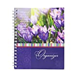 Signature Bill Payment Organizer Book - Crocus Cover
