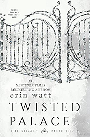 book cover of Twisted Palace