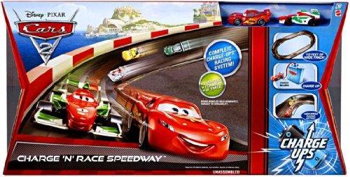 Mattel Disney / Pixar CARS 2 Movie Exclusive Charge Ups T...