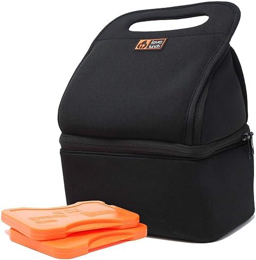 Amazon.com: Fiambrera climatizada y refrigerada de Lava ...