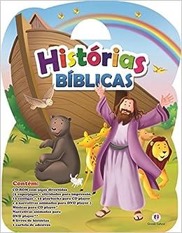 Maleta Historias Bblicas (Portuguese Brazilian) Paperback – 2012