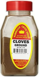 Marshalls Creek Spices Cloves Ground Seasoning, 7 Ounce
