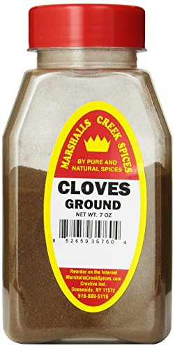 Marshalls Creek Spices Cloves Ground Seasoning, 7 Ounce by Marshall's Creek Spices