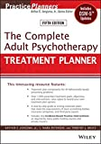 The Complete Adult Psychotherapy Treatment Planner 9781118067864