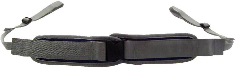 Addigy Medical | Cinturón pélvico de sujeción para silla de ruedas | Regulación con hebillas