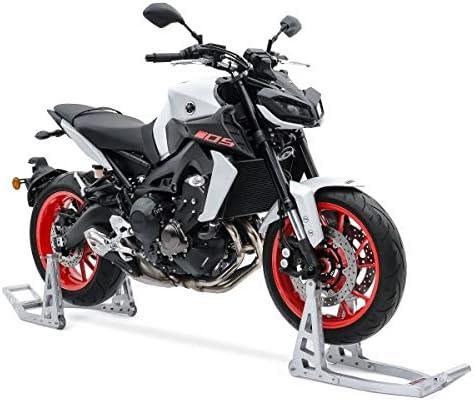Motorrad Montagest/änder Motorradheber Vorderrad Vorne Superlight Front Silber ConStands