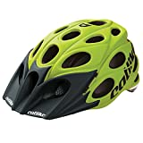 Cheap Catlike Leaf Bike Helmet with Visor, Yellow, Large