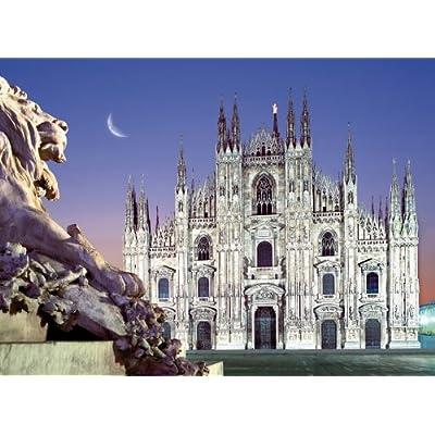 Clementoni Puzzle 30288 Duomo Milan 500 Pezzi High Quality Collection