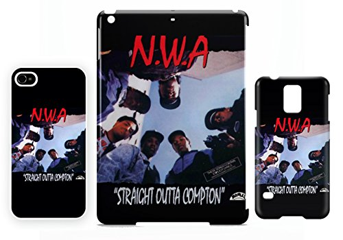 NWA straight outta compton iPhone 4 / 4S cellulaire cas coque de téléphone cas, couverture de téléphone portable