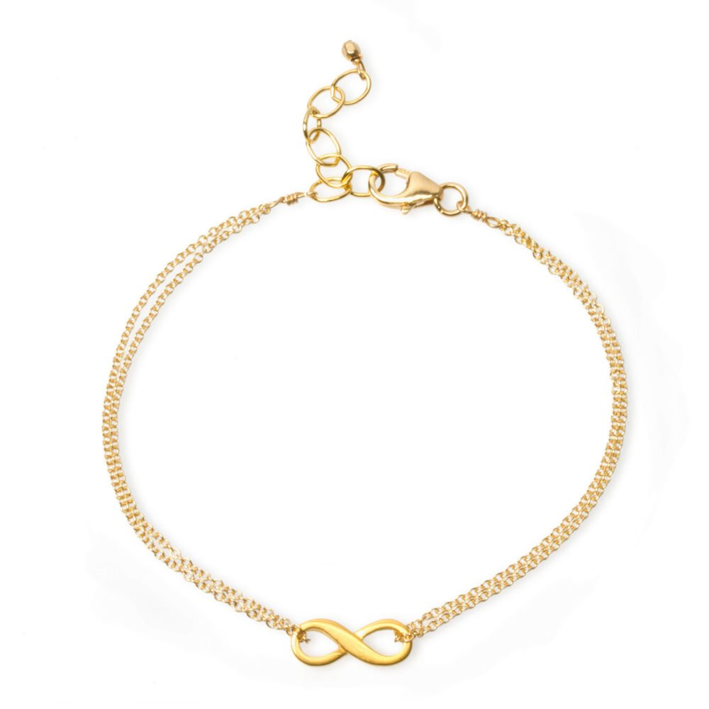 Dogeared Small Infinite Love Infinity Bracelet Dogeared Jewels & Gifts 2S0007