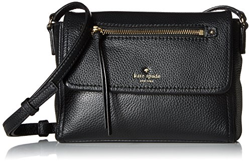 kate spade new york Cobble Hill Mini Toddy, Black by Kate Spade New York