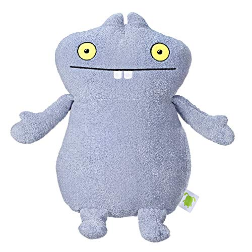 Uglydoll Ugly Dolls nome Jeero LARGE S 12 cm CLASSIC BIG ORIGINALE NUOVO Uglydolls