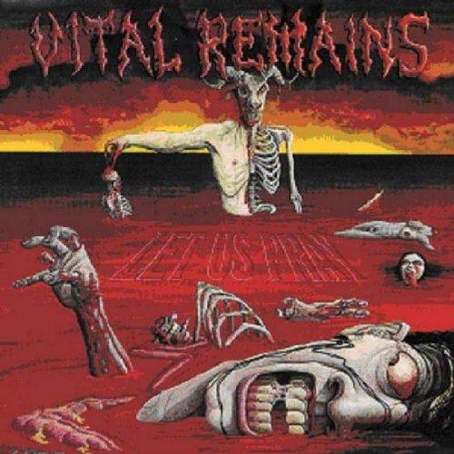 Vital Remains: Let Us Pray/Digi (Audio CD)