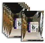 Silk & Stone 100% Pure Indigo Powder (Indigofera Tinctoria) Natural Blue/black Hair Dye Guaranteed. Bulk Pack of 10 (1kg)