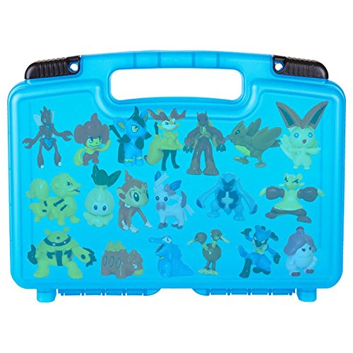 Life Made Better Toy Storage Organizer. Fits Up To 30 Mini Figures. Compatible With Pokemon TM And Accessories