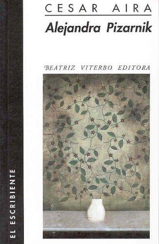 Descargar Libro Alejandra Pizarnik Cesar Aira