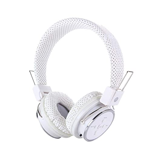 Jinclonder Auriculares Bluetooth, Auriculares Estéreo Estéreo para ...